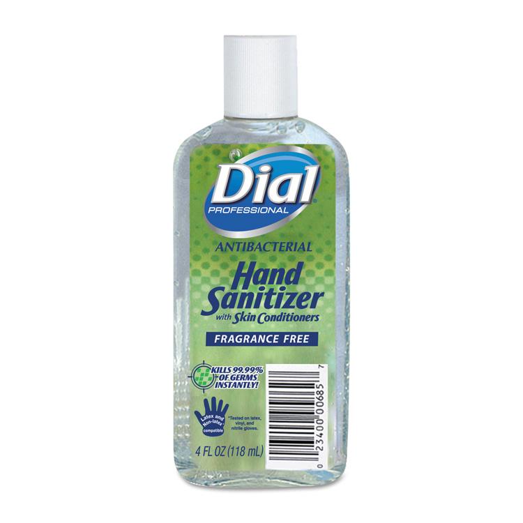 Hand sanitizer sensitive skin