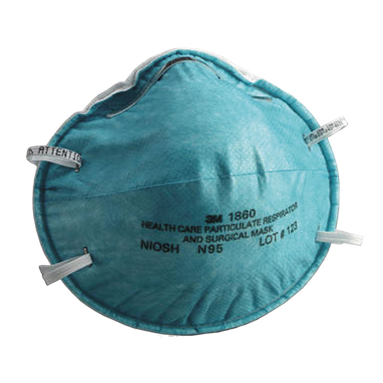 Healthcare Particulate Respirator N95 Mask Small Size