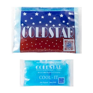 "Economy Gel Cold Packs - 4"" x 7"" (24/Case)"