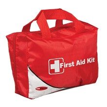 Fold-Out First Aid Kit