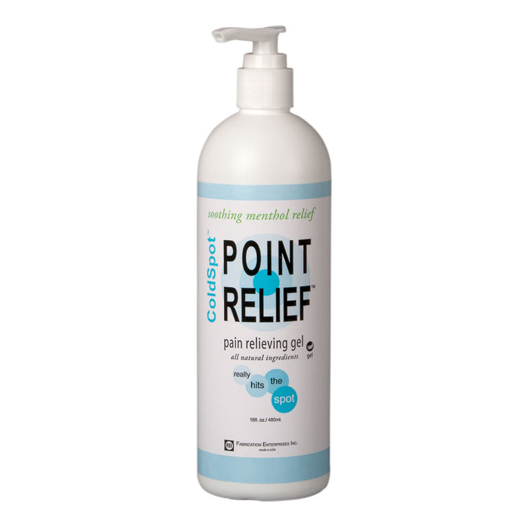 Point Relief ColdSpot Lotion - Gel (16 oz)