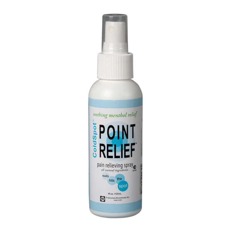 Point Relief ColdSpot Lotion - Spray (4 oz)