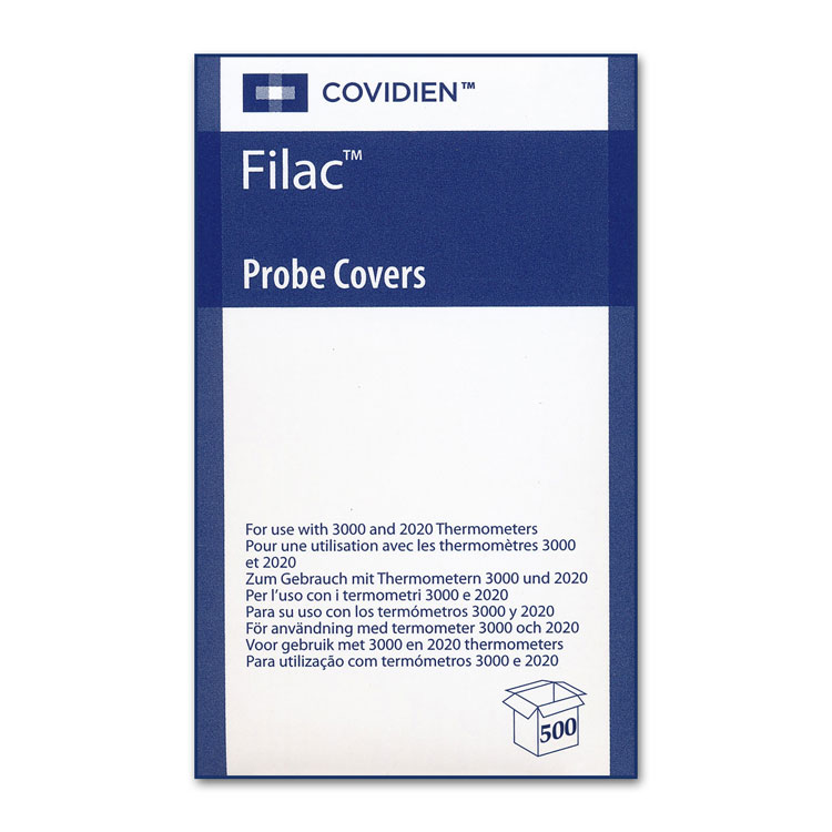 Filac 3000 EZ Thermometer - Probe Covers (2000/Case)