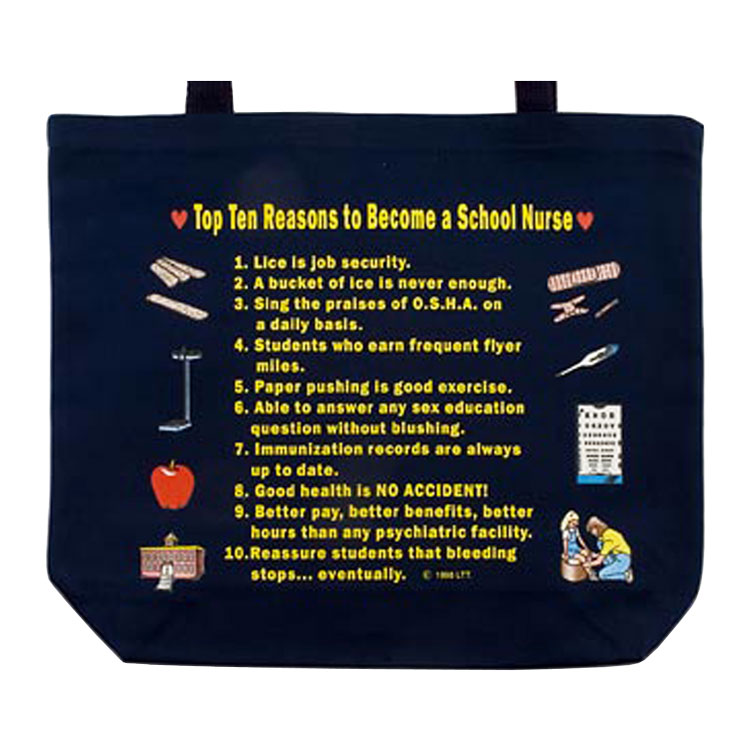 Top 10 Reasons Tote Bags