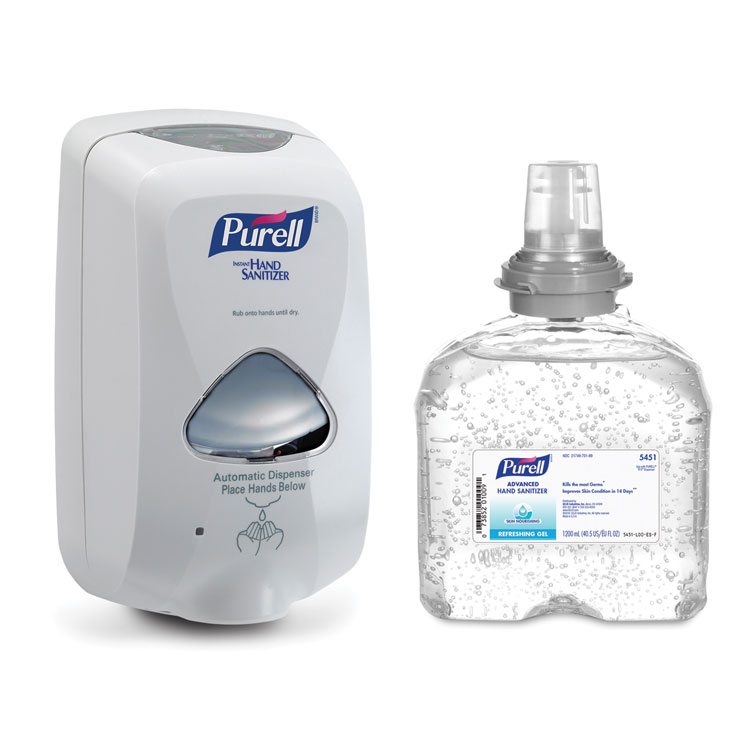 PURELL Advanced Skin Nourishing - Combo Kit (Touch-Free)