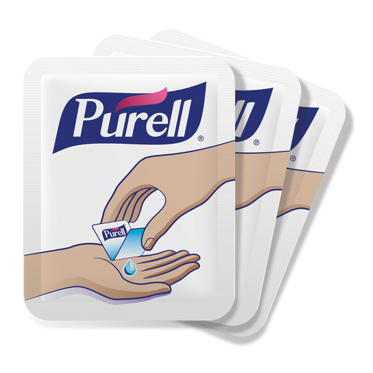 PURELL SINGLES Advanced Hand Sanitizer (2000-ct)