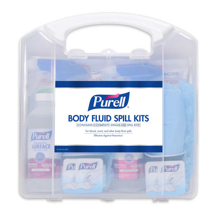 PURELL Body Fluid Spill Kit
