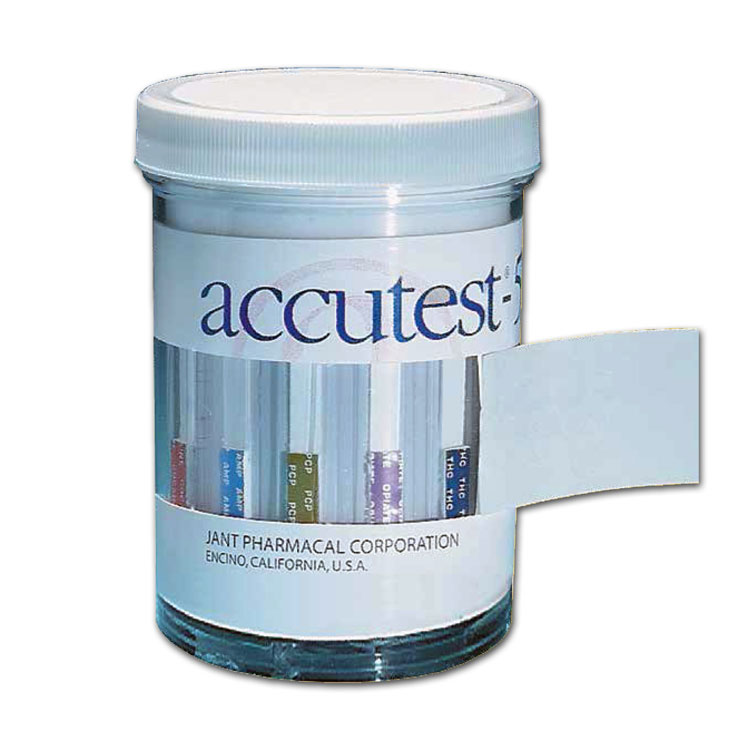 Accutest 6 Drug Test Cup