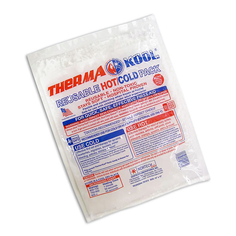 Therma-Kool Reusable Hot/Cold Pack - 10