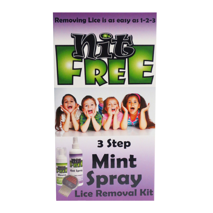 NitFree Complete Lice Removal Kit