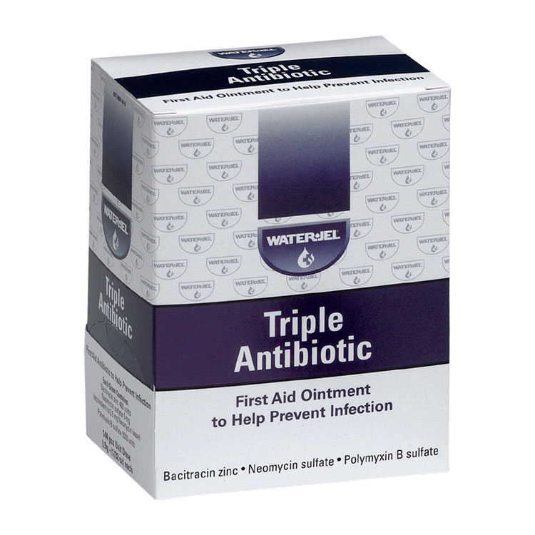 Triple Antibiotic Ointment Box