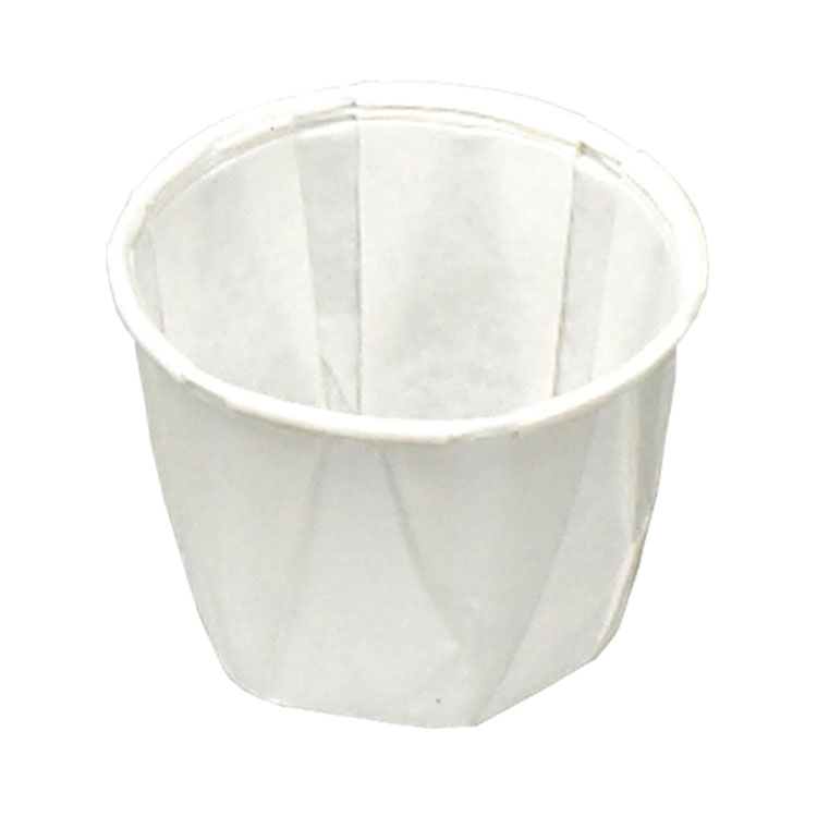 1 2 Oz Paper Souffle Cup 250 Tube