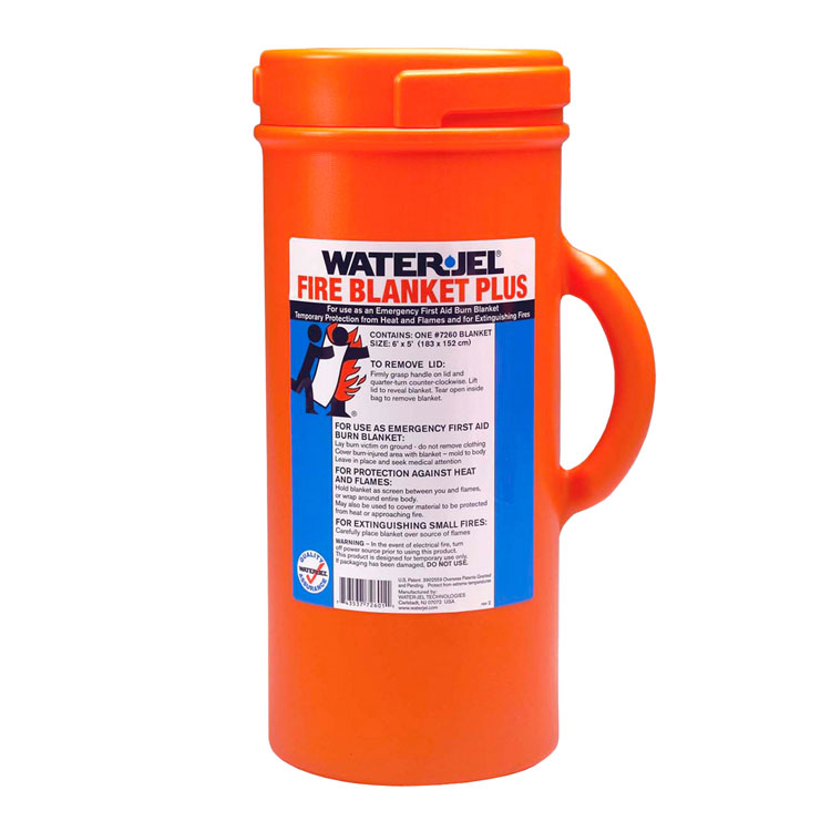 Water-Jel Blanket Plus Canister (36