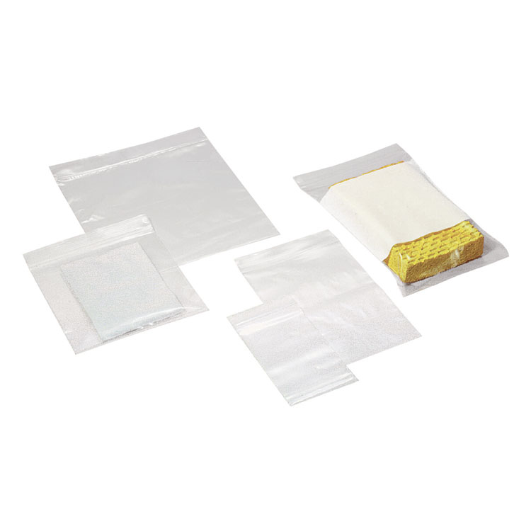 Zipper Closure Bags - 3