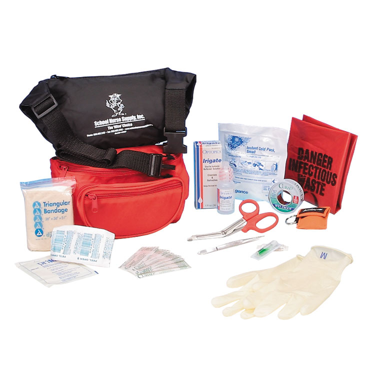 SNS First Aid Waist Pack Kit - Refill (Only)