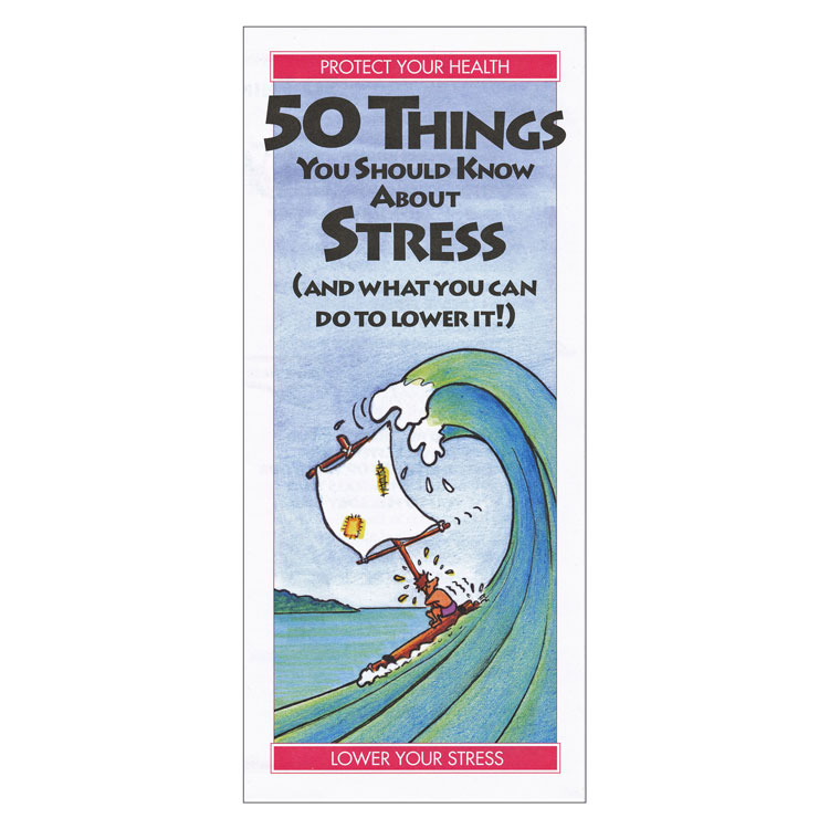 50 Things You Should Know About Stress (50/Pkg)