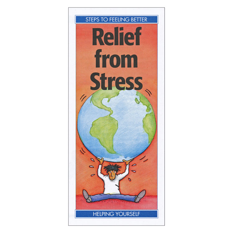 Relief from Stress (50/Pkg)