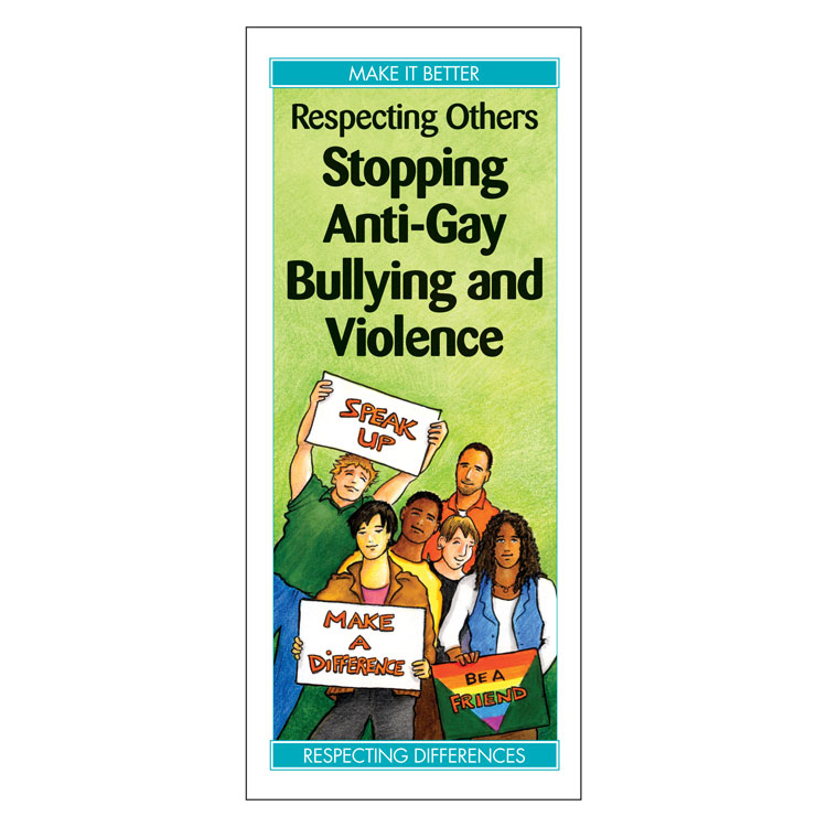 Respecting Others:  Stopping Anti-Gay Bullying and Violence (50/Pkg)