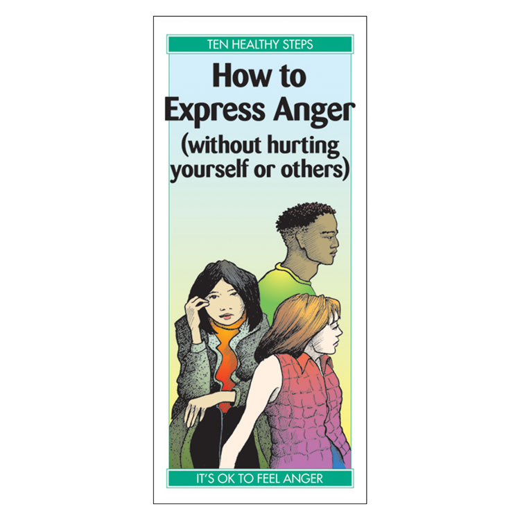 How to Express Anger (Each)