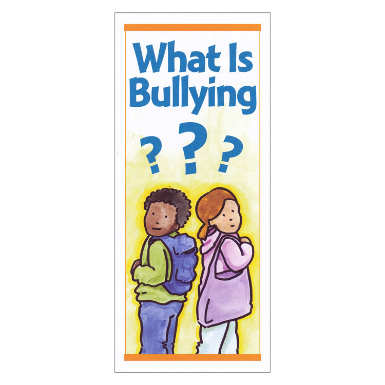 What Is Bullying? (50/Pkg)