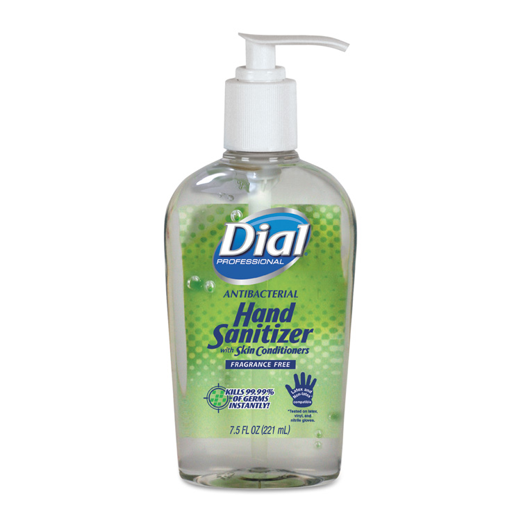Dial Instant Hand Sanitizer (7.5 oz)