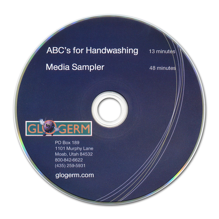 ABC's of Handwashing (DVD)