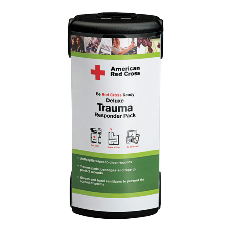 American Red Cross - Deluxe Trauma Responder Pack