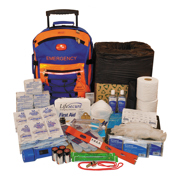 Extreme SecurEvac Easy-Roll Classroom Evaluation & Lockdown Kit