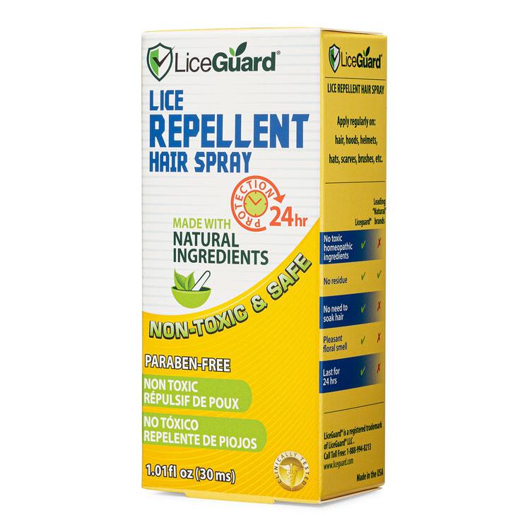 Liceguard Repellent Spray 1 01 Oz