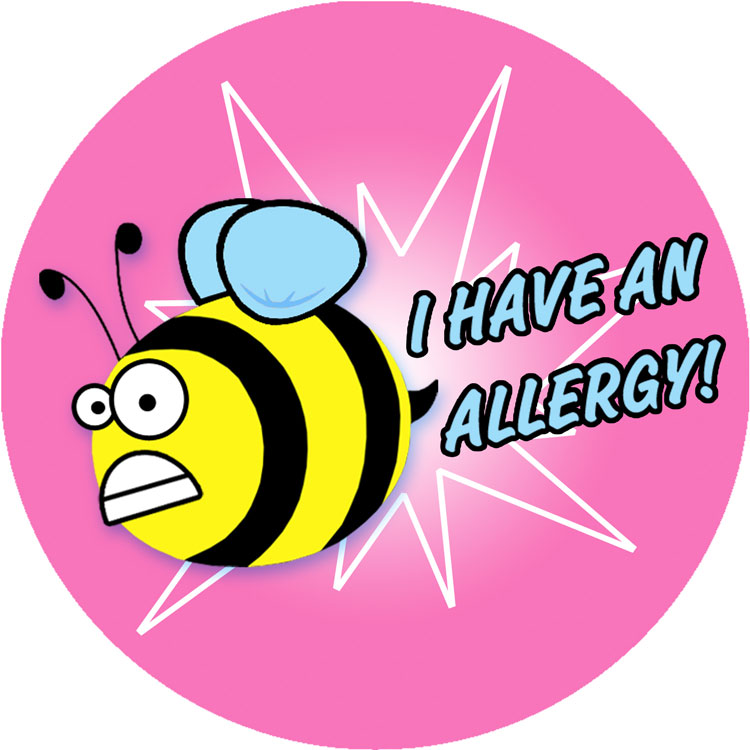 I Have An Allergy! (BEE)