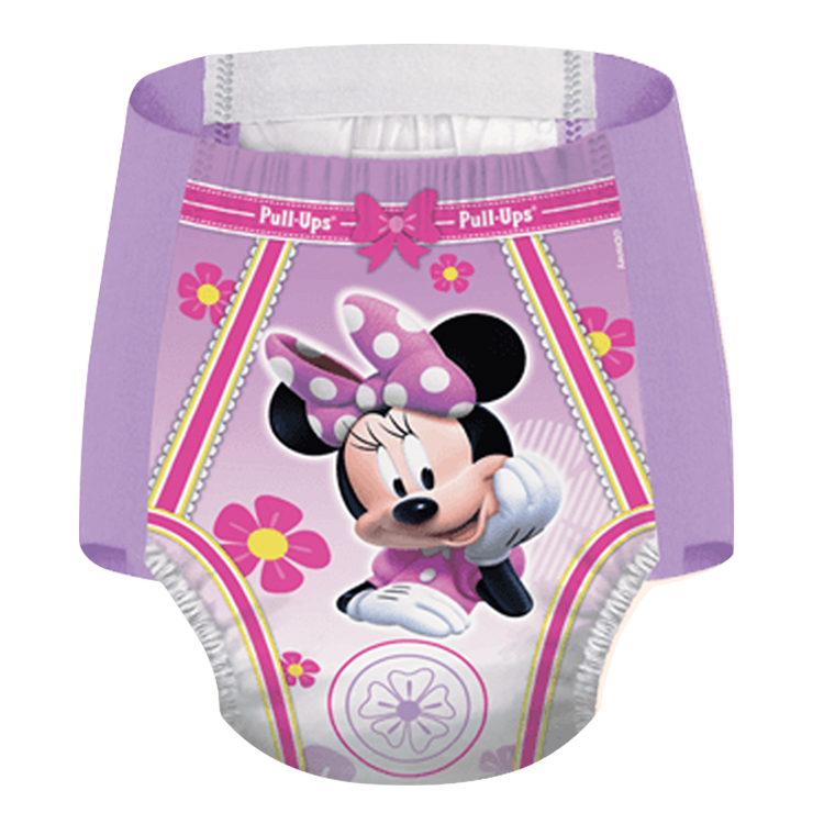 Huggies Pull-Ups Training Pants - Size 2T-3T (Girls)