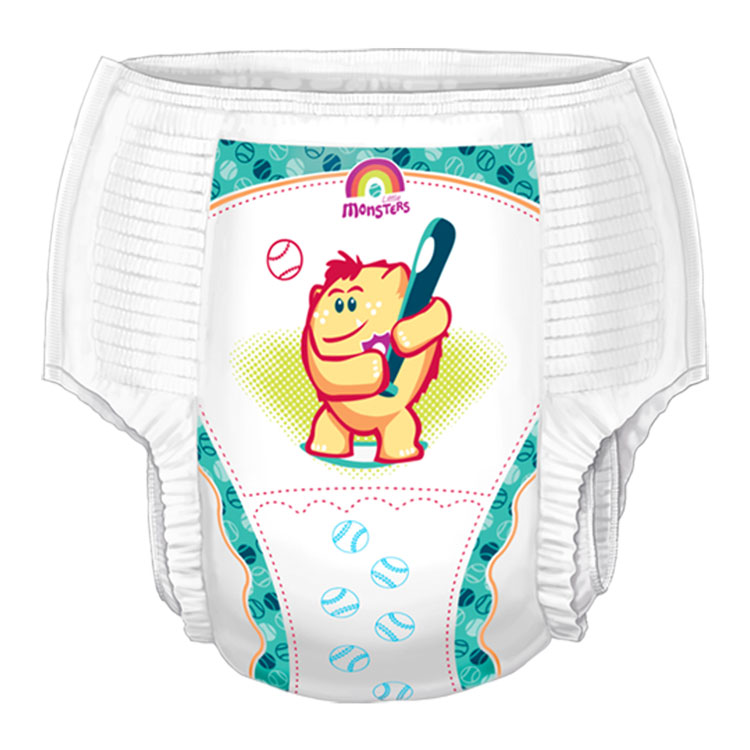 Curity Training Pants - X-Large, 38+ lbs Boy (19-ct)
