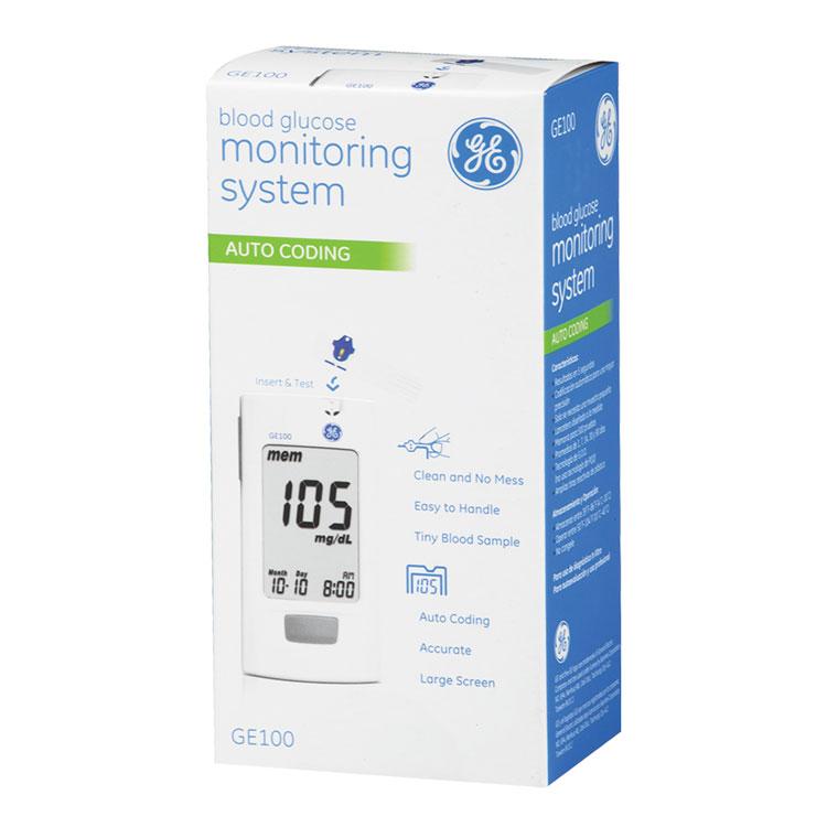 Ge100 Blood Glucose Monitoring System