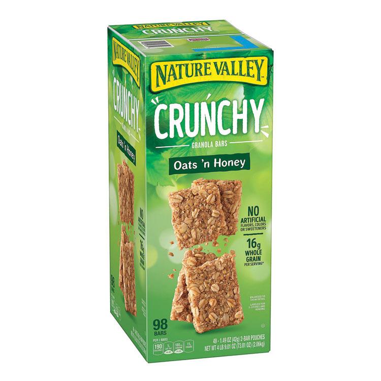 Nature Valley Oats 'n Honey Crunchy