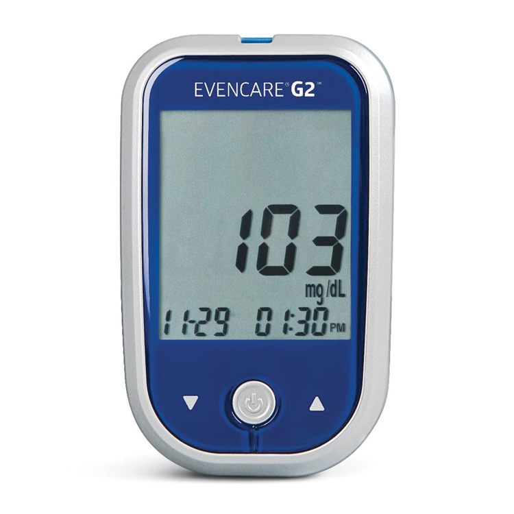 EvenCare G2 Blood Glucose Monitoring System - Control Solution (Hi/Low)