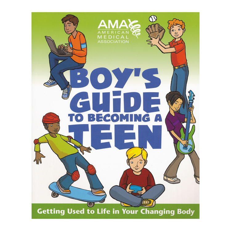 Boy's Guide To Becoming A Teen