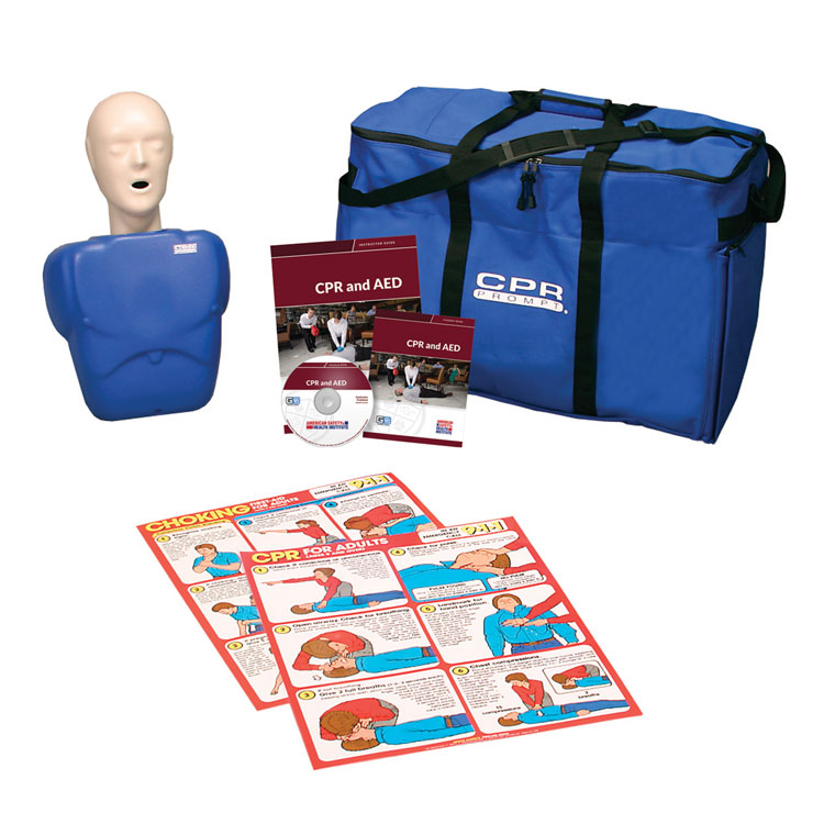 CPR Training Package Kit (Complete)