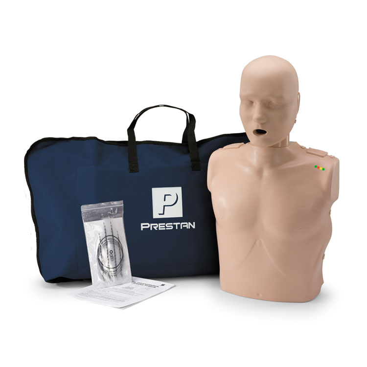 PRESTAN Professional Adult CPR Training Manikins - Individual without CPR Monitor