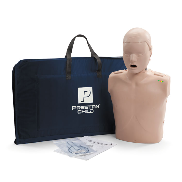 PRESTAN Professional Child CPR Training Manikins - Individual with CPR Monitor