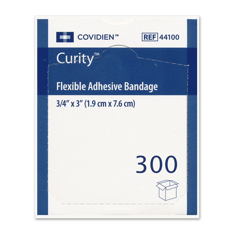 Curity Flexible Bandages - 3/4