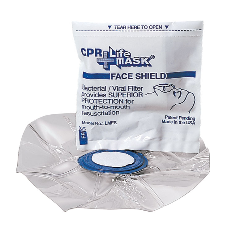 CPR Life Mask Face Shield