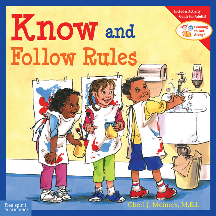 Learning To Get Along Book Series - Know and Follow Rules