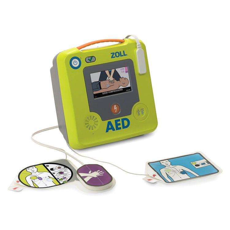 ZOLL AED 3 - CPR Uni-Padz (Adult/Pediatric)