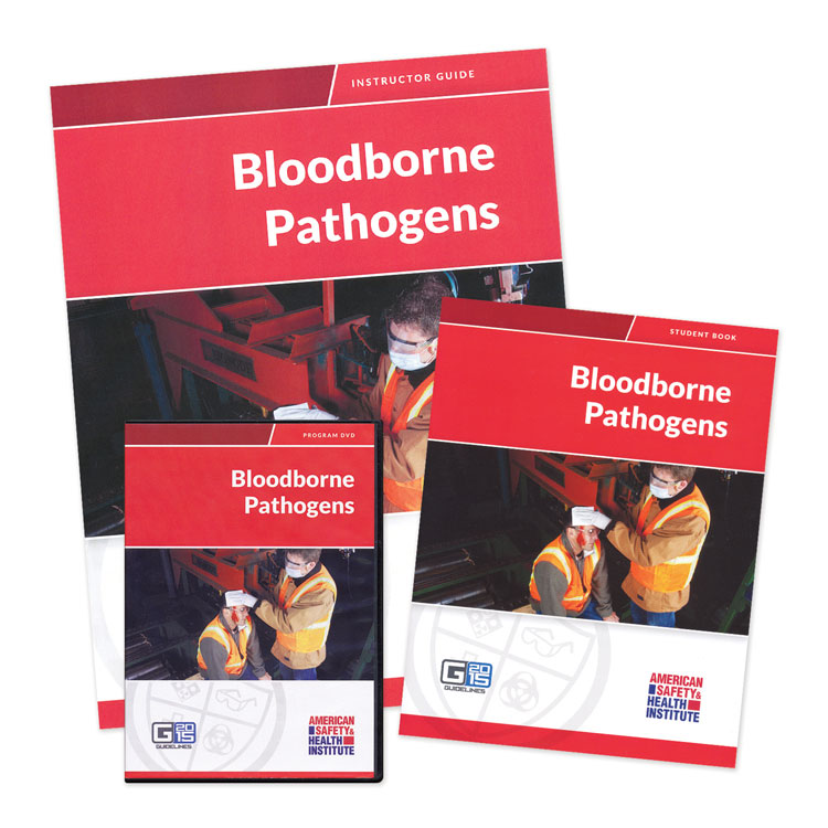Bloodborne Pathogens Training Program - Student Handbook (Only)
