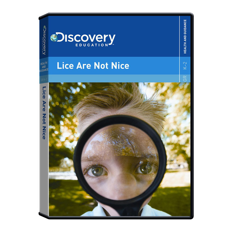 Lice Are Not Nice (DVD)