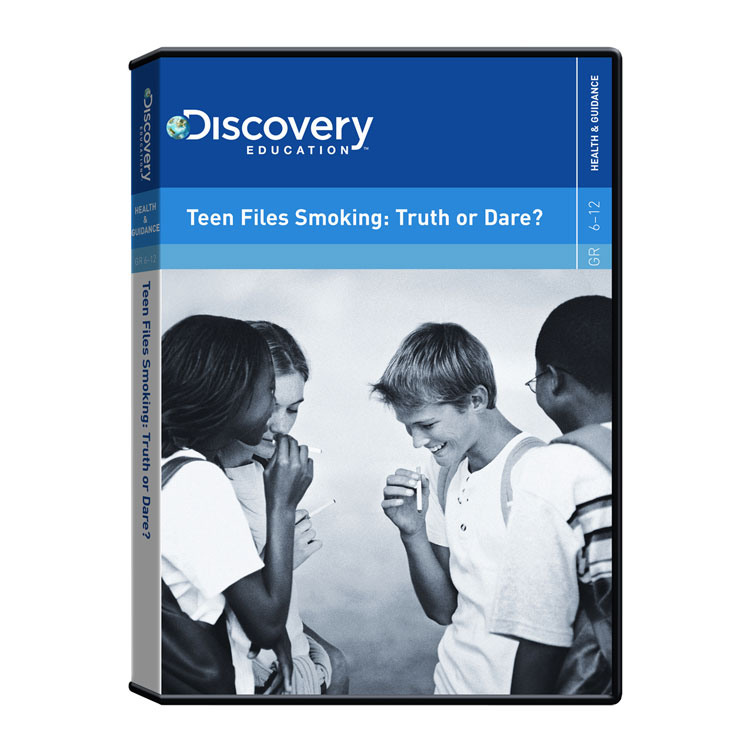 SMOKING - Truth or Dare? (DVD)