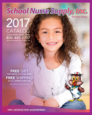 2017 School Nurse Supply Catalog