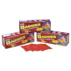 Baggies with Twist Tie