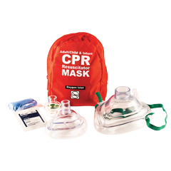 CPR Masks & Microshields