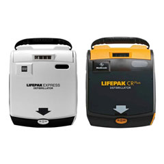 LIFEPAK Express & CR Plus